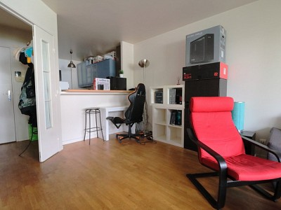 APPARTEMENT T2 - PARIS 11EME ARRONDISSEMENT - 48,4 m2 - VENDU