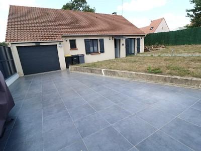 Maison plain pied - ANGERVILLIERS - 91,22 m2 - VENDU
