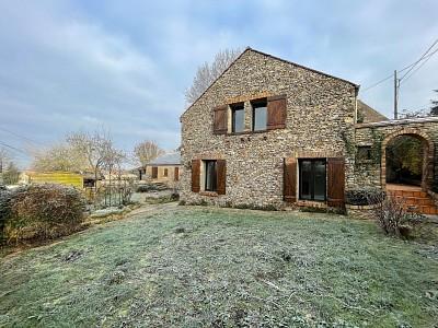 Maison Traditionnelle individuelle - BETHEMONT LA FORET - 126,53 m2 - VENDU