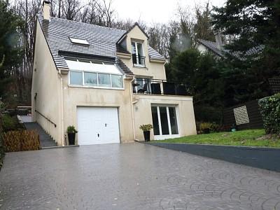 Maison 3 Chambres bord de forêt - MONTIGNY LES CORMEILLES - 155,2 m2 - VENDU