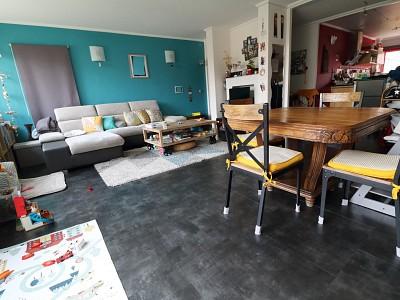 APPARTEMENT T4 A VENDRE - ECOUEN - 74,87 m2 - 199800 €
