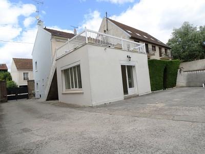 Maison de Ville 3 chambres A VENDRE - MONTMAGNY - 104,5 m2 - 285000 €