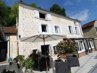Maison 3 chambres et Terrasses A VENDRE - BUTRY SUR OISE - 157,64 m2 - 430000 €