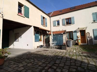 Maison de Ville (3 chambres) A VENDRE - MONTMAGNY - 86,25 m2 - 273000 €