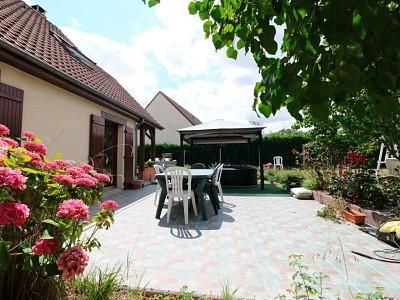 MAISON A VENDRE - NOVILLERS - 145 m2 - 287000 €