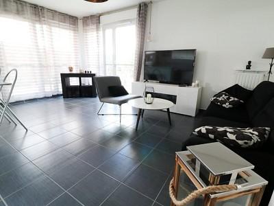APPARTEMENT T3 - ERMONT Ermont - Espérances - Arts - 62,89 m2 - VENDU